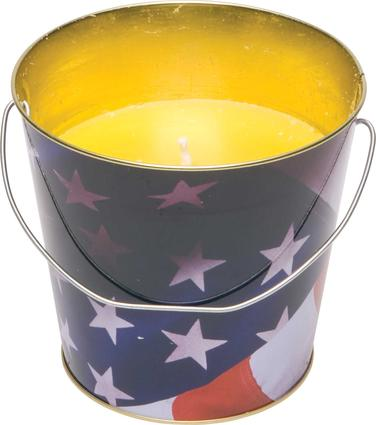 Flag Candle