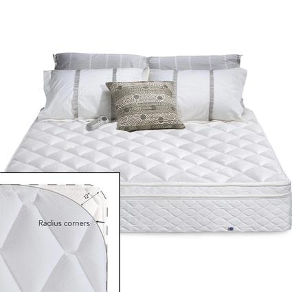 Sleep Number RV Premier Bed - Radius Cut, Short Queen