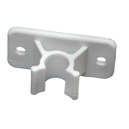 White Entry Door Holder - Plastic Clip Only