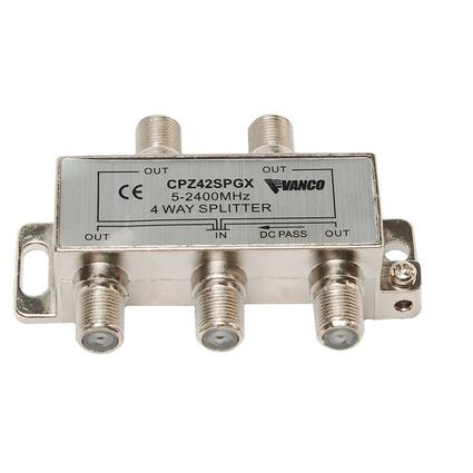 Digital TV Splitter - 4-Way