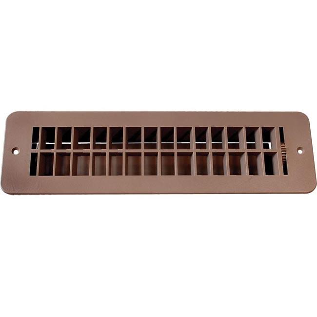 p metallics steel floor crate modern brushed homes register grilles in floors nickel egg registers x