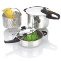 Duo Combi Pressure Cooker Set