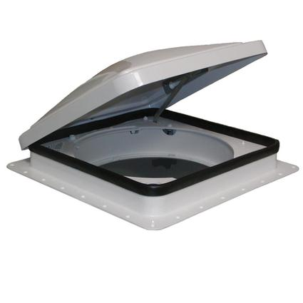 Fan-Tastic Non-powered Roof Vent- White