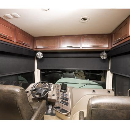 Roller Windshield and Side Window Shades