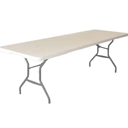 Fold-in-Half Table – 8 foot
