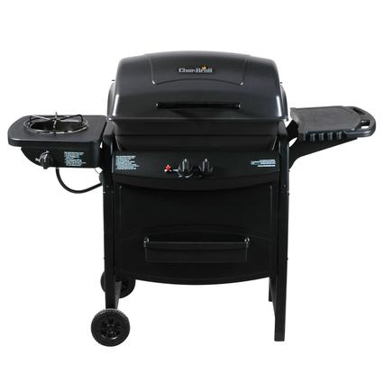 Char-Broil Gas Grill with Side Burner