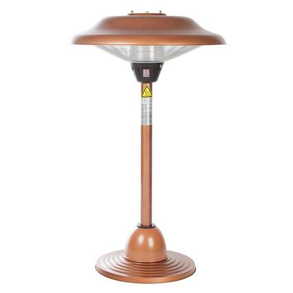 Fire Sense Table Heater – Copper