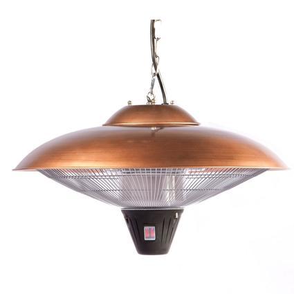 Hanging Patio Heater – Copper