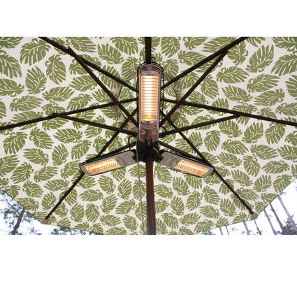 Umbrella Heater – Stainless Steel