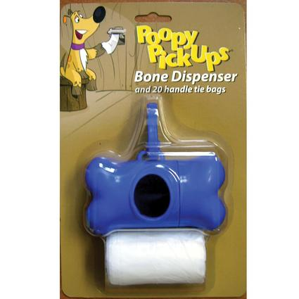Bone Pet Waste Bag Dispenser
