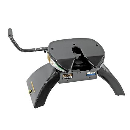 Elite Series 25K 5th Wheel Hitch with Wiring Harness