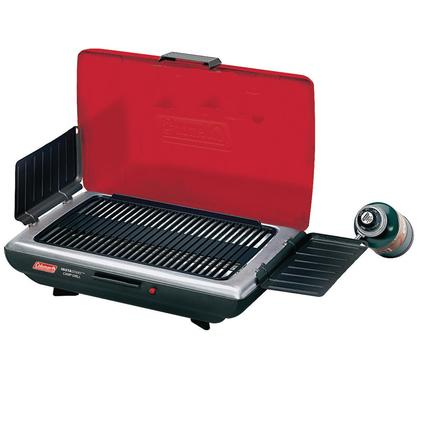 Coleman Red Tabletop Propane Grill