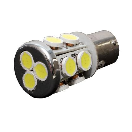 LED Replacement Multidirectional Radial Tower Bulb with Single Contact - 6 pack
