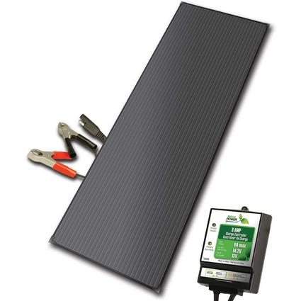 Nature Power Solar Battery Charger Kit- 18 Watt