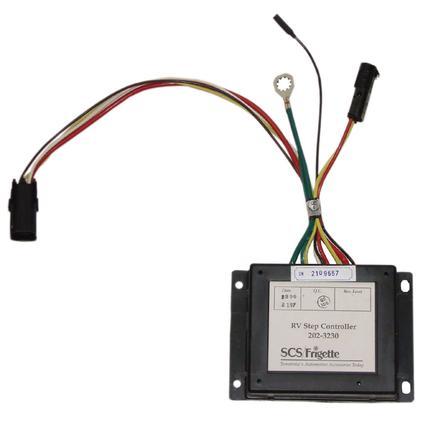 Electrical Control Box, Updated Design