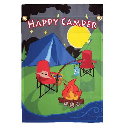 Happy Camper Flag