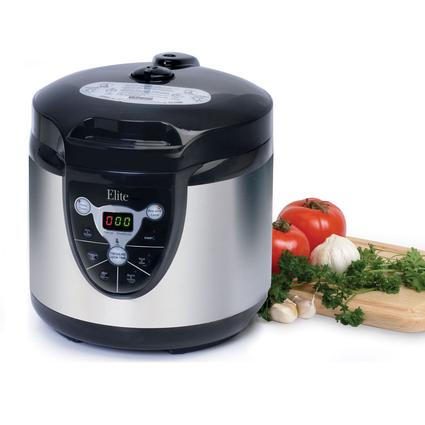 6 Quart Digital Electronic Pressure Cooker