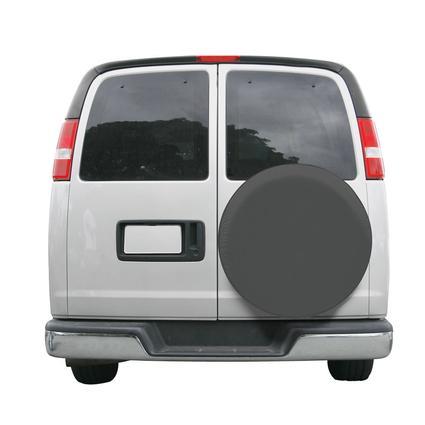 Overdrive Spare Tire Cover - Tire diameter 26.75