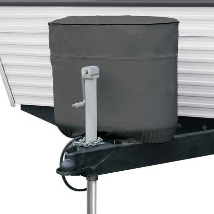 RV Tank Cover - Grey, Fits Double 30 / 7.5 gallon
