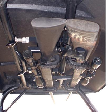Quick Draw UTV Overhead Gun Rack- QD852OGR