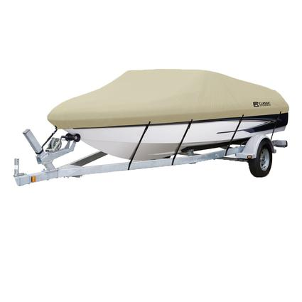 Dryguard Waterproof Boat Cover - 22' - 24', Beam 116