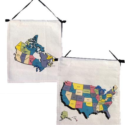 Travel Keepsake Maps