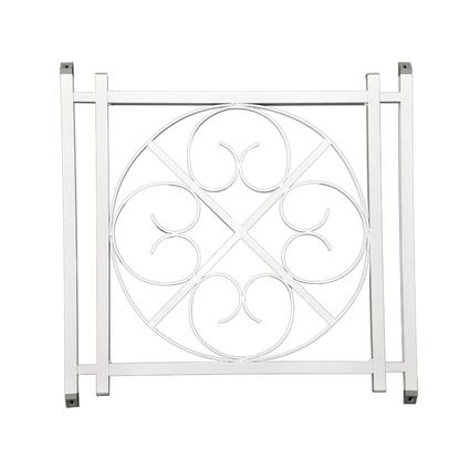 Screen Door Grills - White