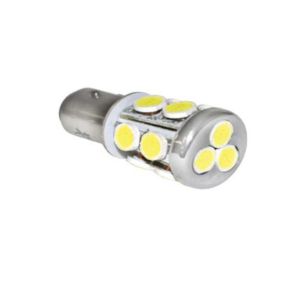 LED Replacement Multidirectional Radial Tower Bulb with Single Contact - Warm White