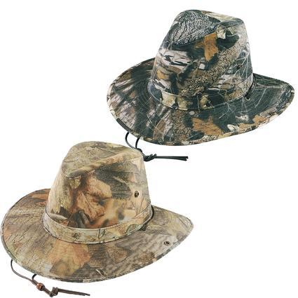 Camo Aussie Hat