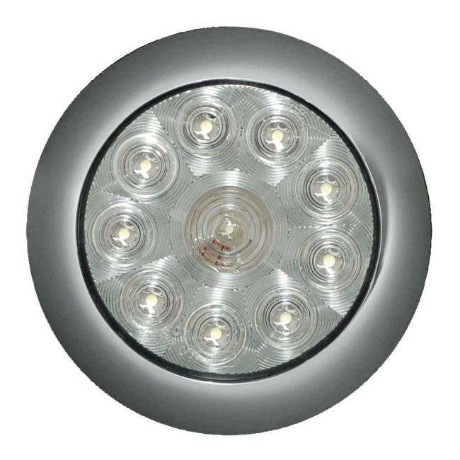 Image Interior/Exterior LED Utility Light. To Enlarge The Image, Click Or  Press .
