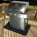 Drymate Tent and Gas Grill Mat