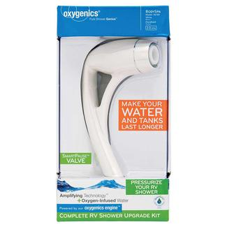 bodyspa rv shower kit white