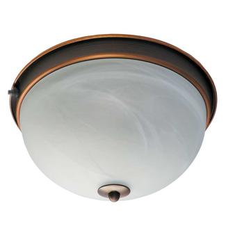 Traditional Dinette Light With Truffle Finish