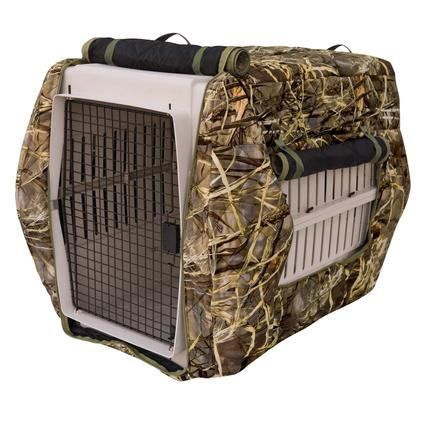 Insulated Kennel Jacket - Large - Camo