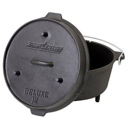 Cast Iron Dutch Oven, 9 Qt.