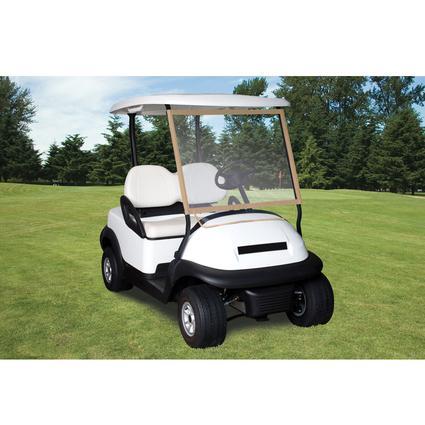 Portable Golf Car Windshield