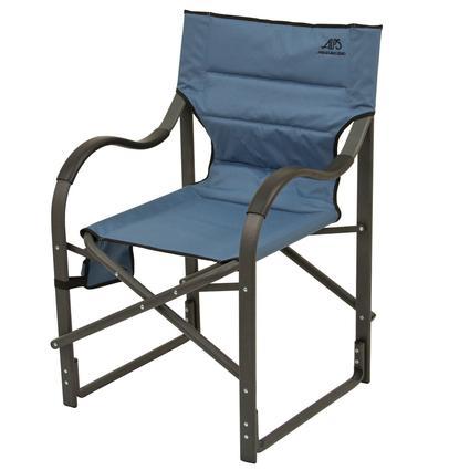 Camp Chair - Steel Blue