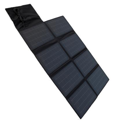 Nature Power 80W Folding Solar Panel and Laptop Chargers