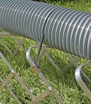 Aluminum Folding Sewer Hose Support