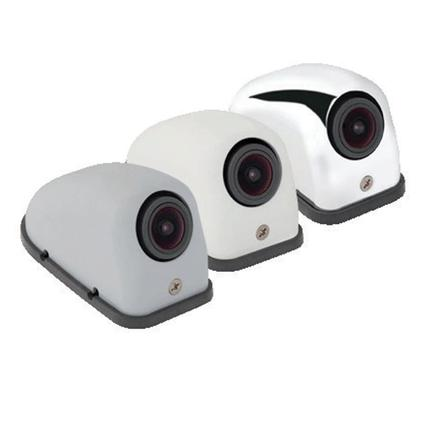 Voyager Color Side Body Observation Cameras - White Right-Side Camera Kit
