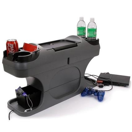 Plug N Go Plus - High Profile Center Console with 150 Watt Inverter