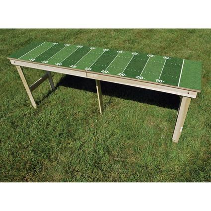 Tailgate Table - Football