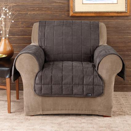 Deluxe Pet Chair Throw - 26