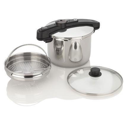 8 Quart Chef Pressure Cooker