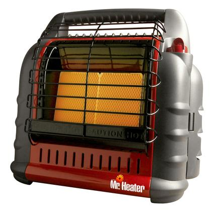 Mr Heater Big Buddy Heater - Canada and Massachusetts Approved