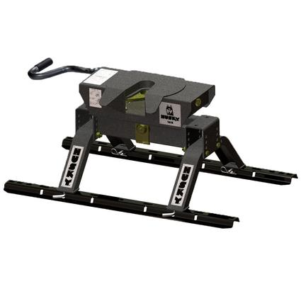 Husky 16,000 lb. 5th Wheel Hitch for Long Bed Trucks