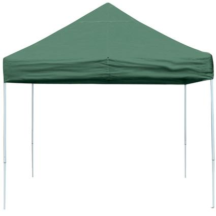 10X10 Pro Series Pop-Up Canopy - Green