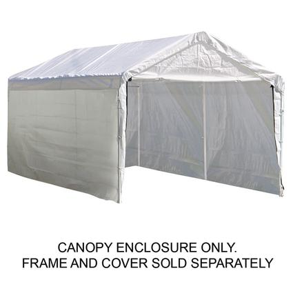10X20 Canopy Enclosure Kit, For 2