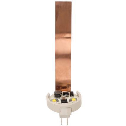 Starlights Revolution G4-160 Back Pin - White