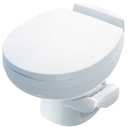 Aqua Magic Residence Low Profile Toilet - White